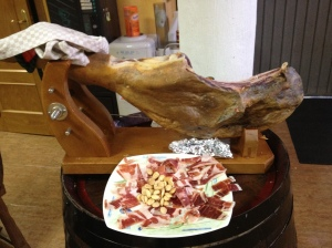 My FAVORITE jamon
