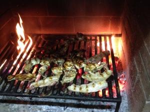 Spanish BBQ